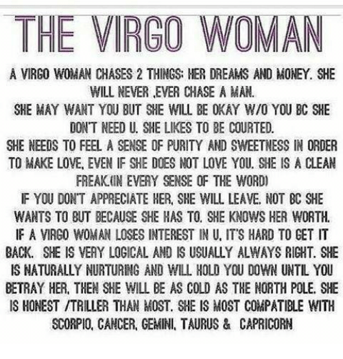 What Does Virgo Man Like In A Scorpio Woman
