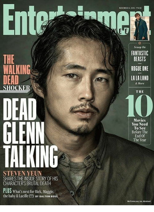 the walking dead shoc dead glenn talking shares the inside 5577619 🔥 25 best memes about walking dead glenn walking dead glenn memes