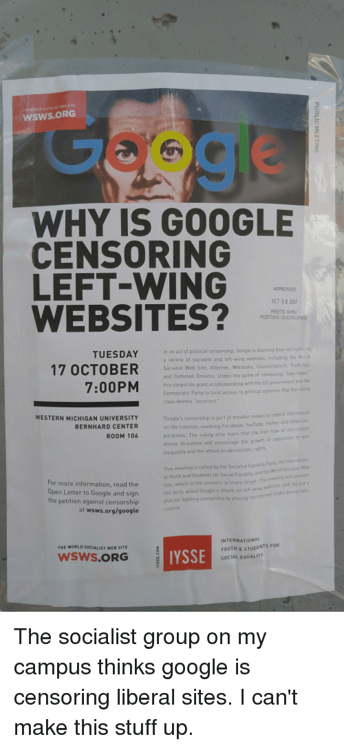 an argument against the censorship of internet in michigan college 40 writing topics: argument and persuasion  censorship is sometimes justified  college students should have complete freedom to choose their own courses.