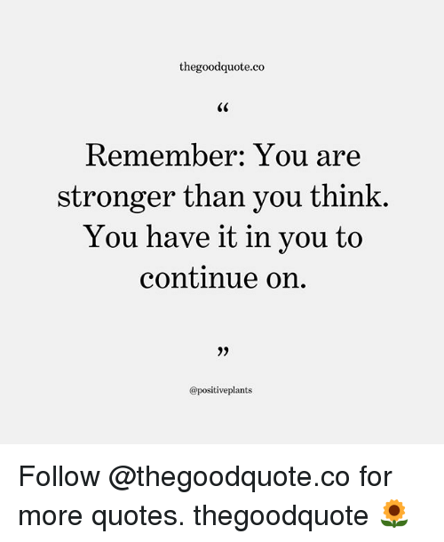Youre Stronger Than You Think Cenksms