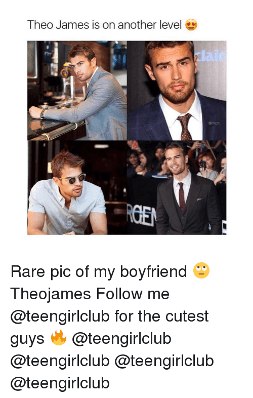 Girl, Another, and Mcm: Theo James is on another level  @mcm Rare pic of my boyfriend 🙄 Theojames Follow me @teengirlclub for the cutest guys 🔥 @teengirlclub @teengirlclub @teengirlclub @teengirlclub