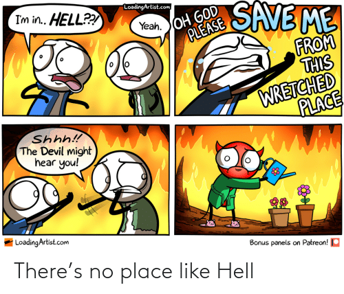 Hell: There's no place like Hell