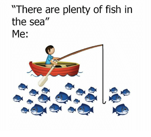25 best memes about fishes in the sea fishes in the sea for Plenty of fish meme