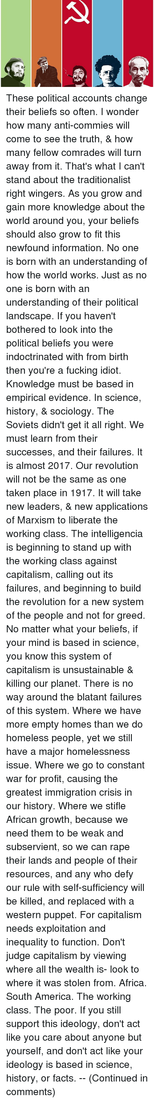 political ideologies is marxism still relevant