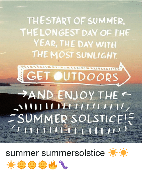Thestart of summer the longest day of the year the day for When is the shortest day of the year