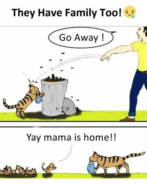 how to go away from home