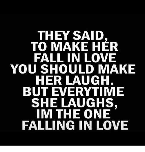 Quotes To Make Her Fall In Love Magnificent Romantic Quotes To Make Her Fall In Love Please Dont Fall In Love