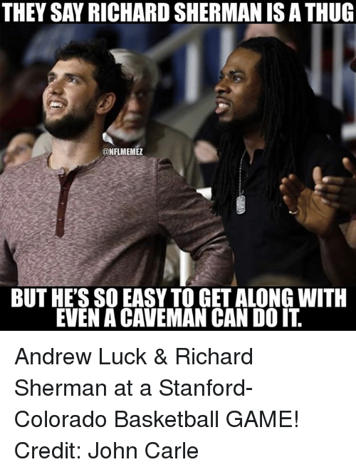 Andrew luck richard sherman