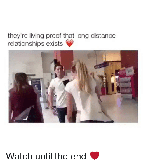 long distance relationships: they're living proof that long distance  relationships exists Watch until the end ❤️