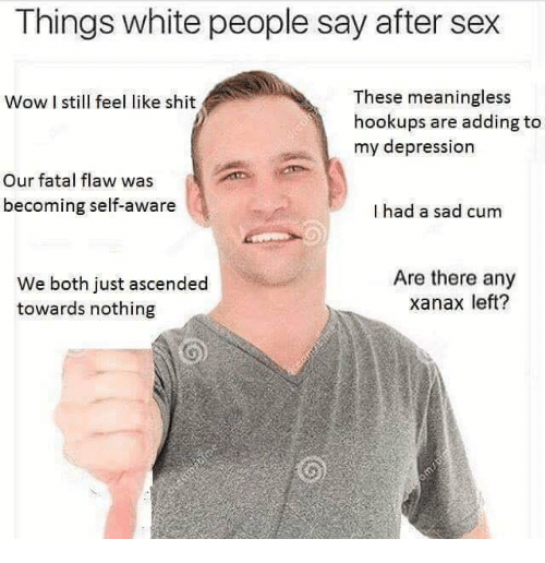 things to say after sex