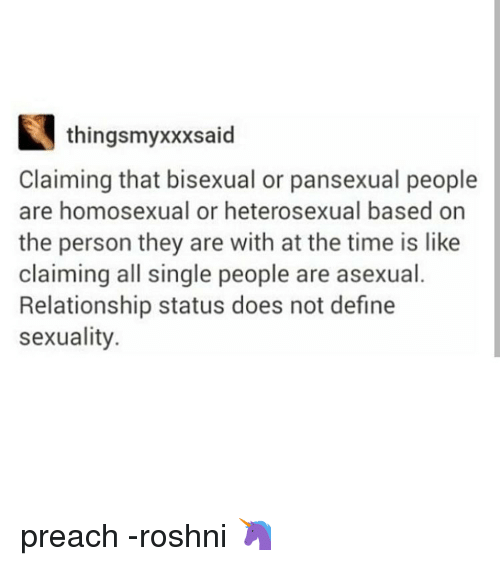 differences between bisexuality and homosexuality and heterosexuality Between homosexual and heterosexual men was tremendous (ie, the size of the ac of 27 of 30 homosexual men fell within the range established by 30 heterosexual men.