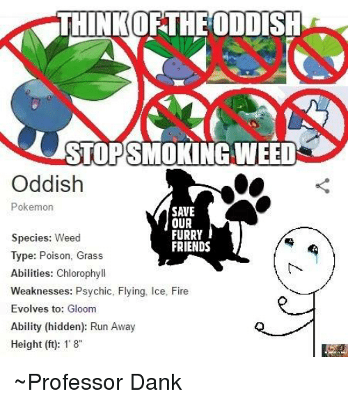Pokemon smoking weed
