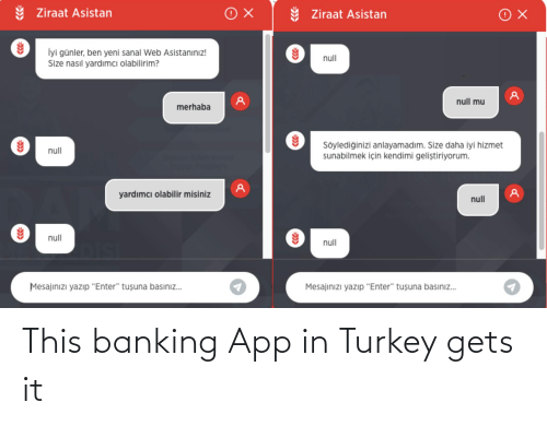 Banking: This banking App in Turkey gets it