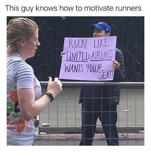 Dank, Run, and How To: This guy knows how to motivate runners  RUN LIKE  WANTS