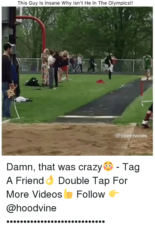 Hoodvine: This Guy ls Insane Why Isn't He In The Olympics!!  @streetvines Damn, that was crazy😳 - Tag A Friend👌 Double Tap For More Videos👍 Follow 👉 @hoodvine •••••••••••••••••••••••••••••