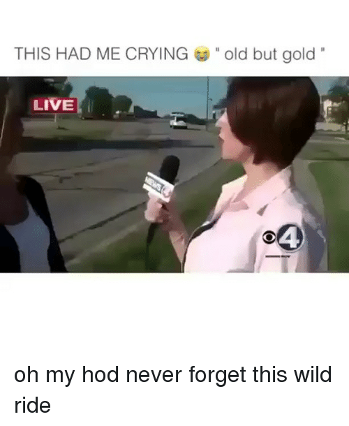 "Wild Ride: THIS HAD ME CRYING  "" old but gold'.  LIVE  04 oh my hod never forget this wild ride"