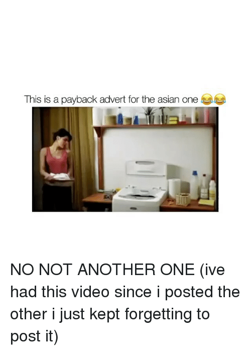 Adverted: This is a payback advert for the asian one NO NOT ANOTHER ONE (ive had this video since i posted the other i just kept forgetting to post it)