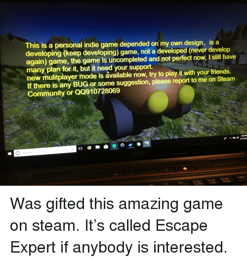 how to buy steam game for a friend