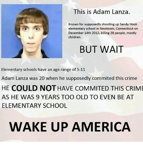 Sandy Hook Shooting Massacre At Connecticut Elementary: This Is Adam Lanza Known For Supposedly Shooting Up Sandy