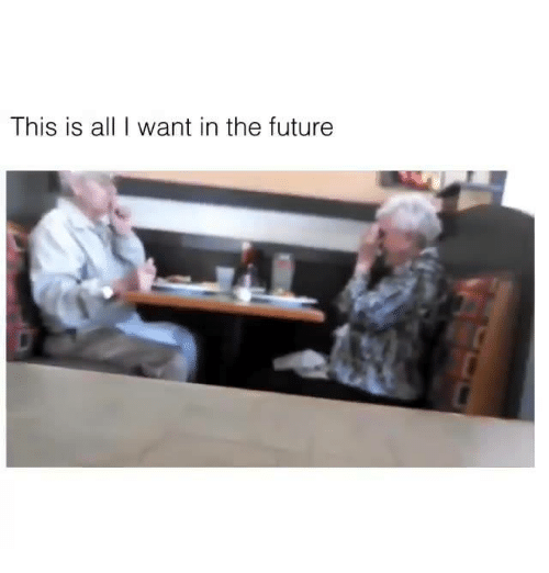 memes: This is all want in the future