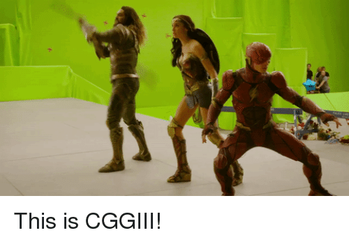 Aquaman Jokes: This is CGGIII!