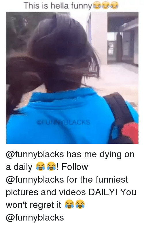 funny black: This is hella funny  FUNNY BLACKS @funnyblacks has me dying on a daily 😂😂! Follow @funnyblacks for the funniest pictures and videos DAILY! You won't regret it 😂😂 @funnyblacks