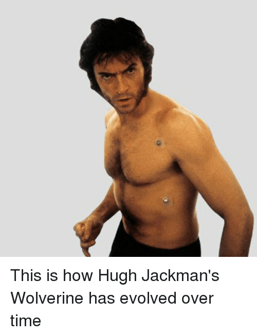This Is How Hugh Jackm...