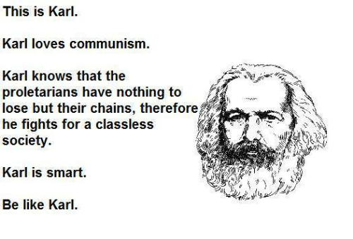 karl marx classless society The concept of a classless society has been elaborated by karl marx, the father of marxist philosophy which is the basis of the communist ideology as a member of a contemporary society under a democracy, my beliefs are rooted on a society made up of different classes.