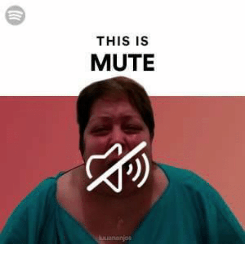 Mute: THIS IS  MUTE