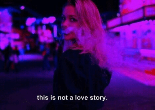 love story: this is not a love story