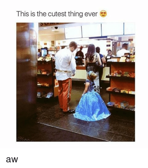 Girl Memes: This is the cutest thing ever aw