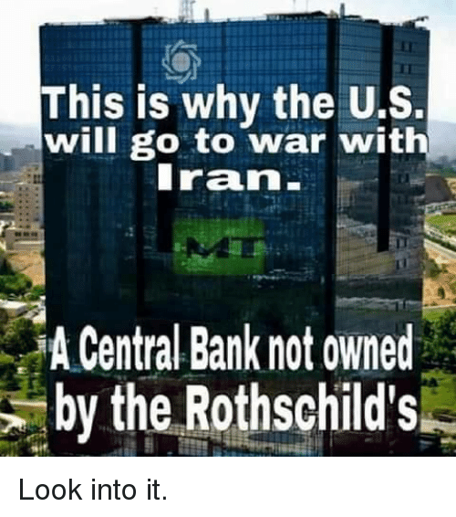 Banks Owned By Rothschild What Is Artificial