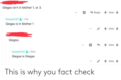 Facepalm, Why, and Check: This is why you fact check
