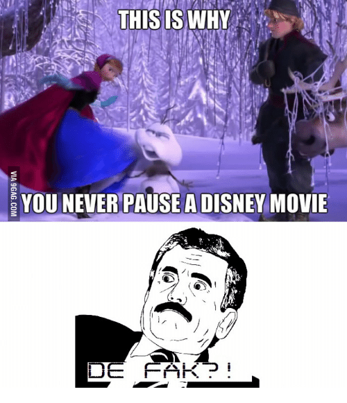 Never Pause A Disney Movie: THIS IS WHY  YOU NEVER PAUSEADISNEY MOVIE  IDE  FAKP