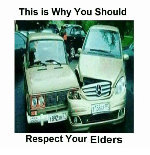 essay on why you should respect your elders People should show respect not just while saying positive words mostly this value is about honorable and kind deeds as it goes without saying, one of the most significant types of respecting others is the behavior of the younger generation towards the older one.