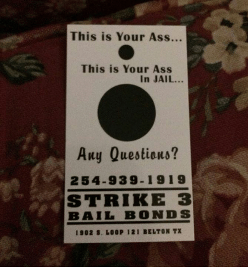 This Is Your Ass In Jail 11