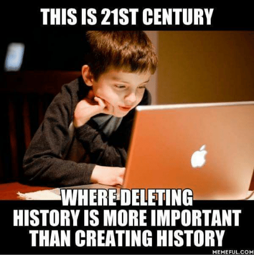 4chan how to delete history