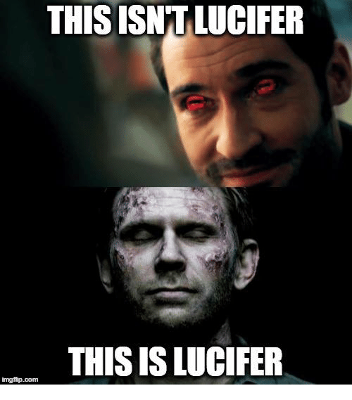 Lucifer, What Do You Think : Supernatural
