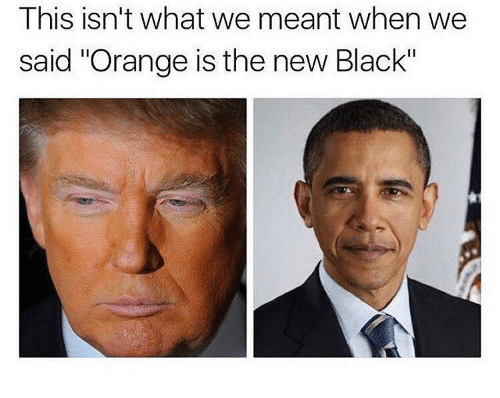 """Orange Is the New Black: This isn't what we meant when we  said """"Orange is the new Black"""""""