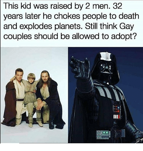 Gays should be allowed to adopt