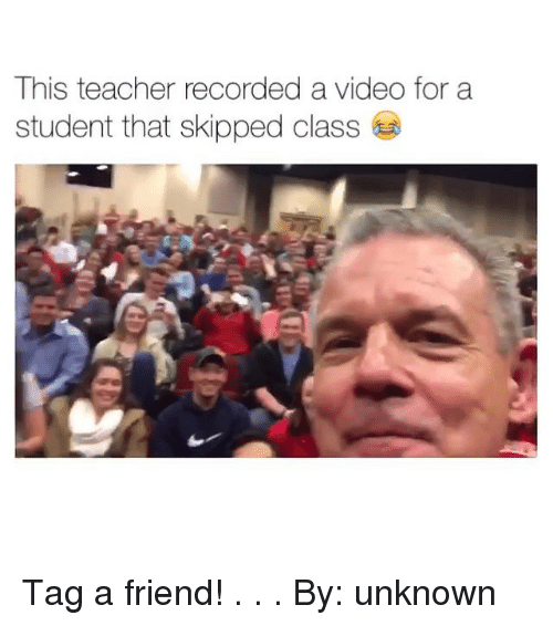 We skipped class to fuck