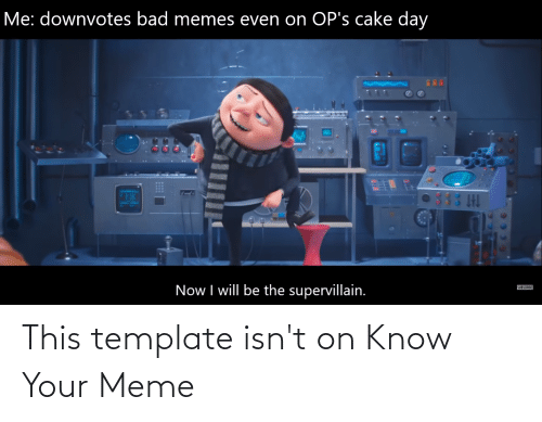 know your meme: This template isn't on Know Your Meme