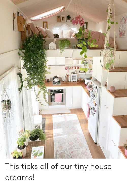 tiny house: This ticks all of our tiny house dreams!