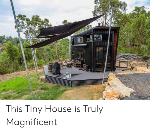 tiny house: This Tiny House is Truly Magnificent