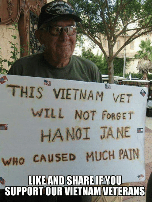 Memes, Vietnam, and Pain: THIS VIETNAM VET  WILL NOT FORGET  wHo CAUSED MUCH PAIN  SUPPORT OUR VIETNAM VETERANS
