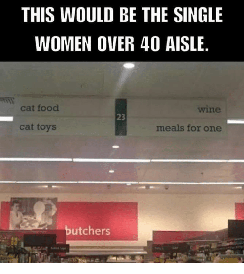 dating over 40 funny memes
