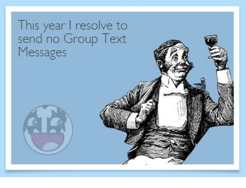 how to send group text on messenger