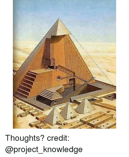 Memes, Knowledge, and 🤖: Thoughts? credit: @project_knowledge