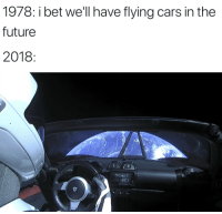 Bet Well Have Flying Cars