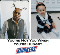 Hungry Snickers